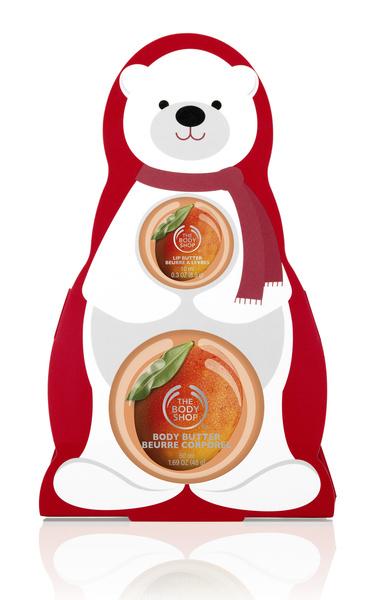 Подарочный набор «Полярный медведь», The Body Shop