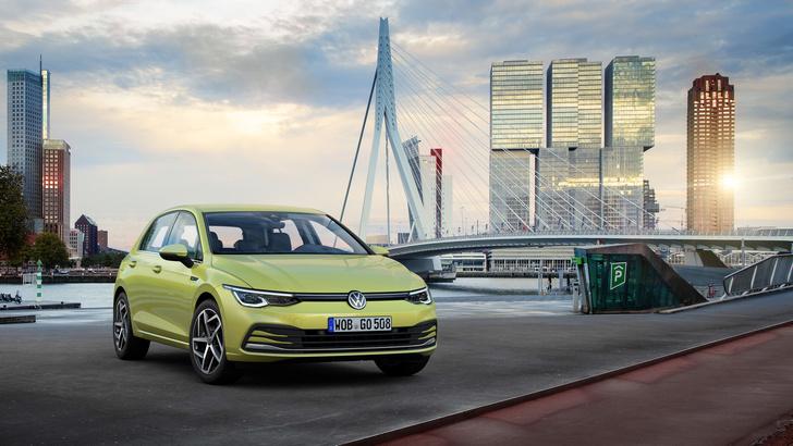 Фото №1 - 8 вещей, которые нужно знать о VW Golf 8-го поколения