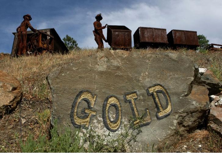 Фото №6 - Презренный металл: 11 фактов о золотой лихорадке