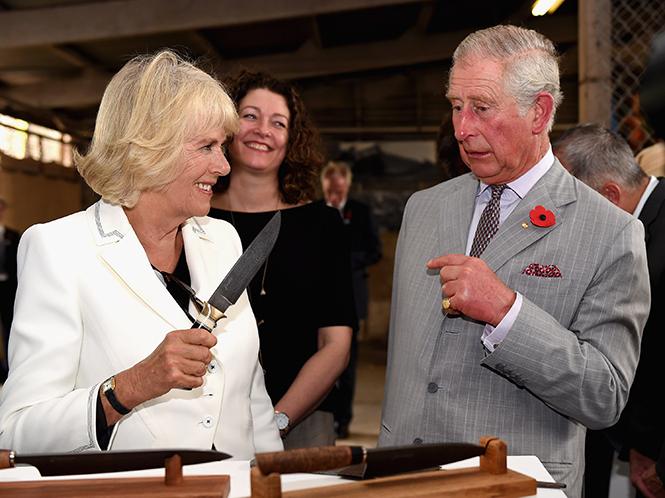 Фото №18 - Принц Чарльз и его Камилла: двое против всех