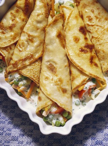 Фото №6 - 6 рецептов блюд из блинов