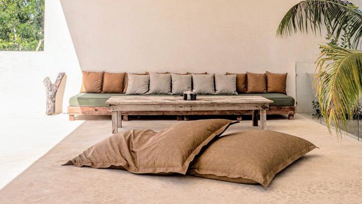 Фото №6 - Райский уголок: дизайн-отель 16 Tulum в джунглях Мексики