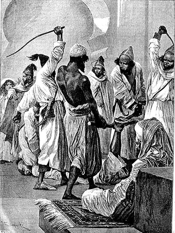 Фото №2 - Марокко сто лет назад: Всадник на троне