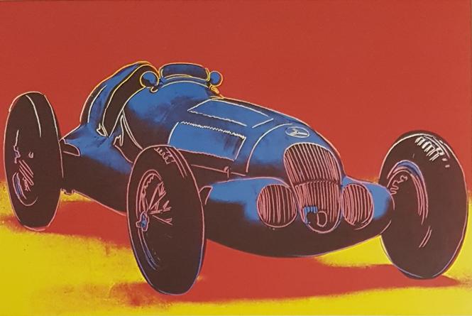 Фото №3 - В Москве откроется экспозиция «Любимая машина Энди Уорхола»
