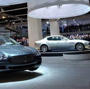 Фото №1 - Открывается 62-ой Международный автомобильный салон