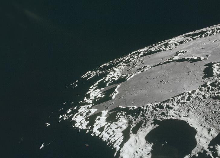 Фото №1 - Космос: лунная дорога