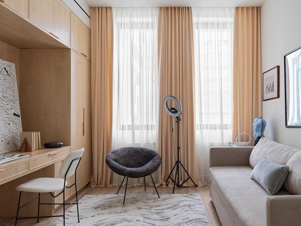 Фото №8 - Квартира 87 м² для инстаграм-блогера в Москве
