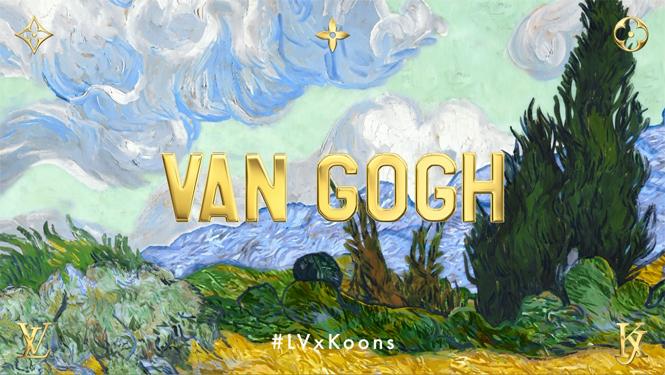Фото №6 - «Джоконда» в гардеробной: Джефф Кунс переосмыслил шедевры живописи для Louis Vuitton