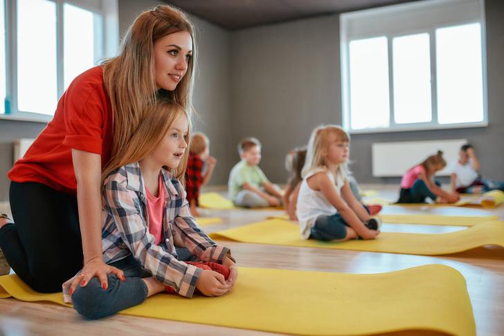 Фото №2 - Физическое развитие: зачем вашему ребенку обязательно нужна гибкость