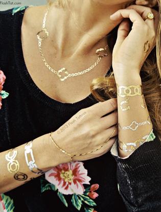 Фото №8 - Flash tattoo: все, что нужно знать о тренде этого лета
