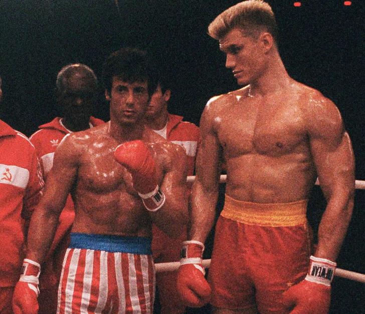 Фото №1 - Майк Тайсон заявил, что в свои 54 готов побить Рокки Бальбоа и Ивана Драго