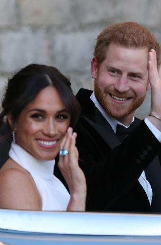 Фото №9 - Герцогиня Меган уже повлияла на королевский дресс-код
