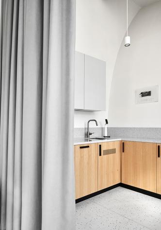 Фото №7 - Уютный офис в скандинавском стиле с верандой в Петербурге
