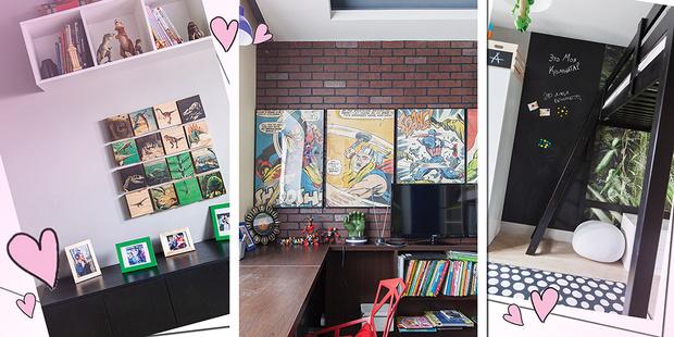 Фото №5 - 5 классных идей, как преобразить свою комнату!