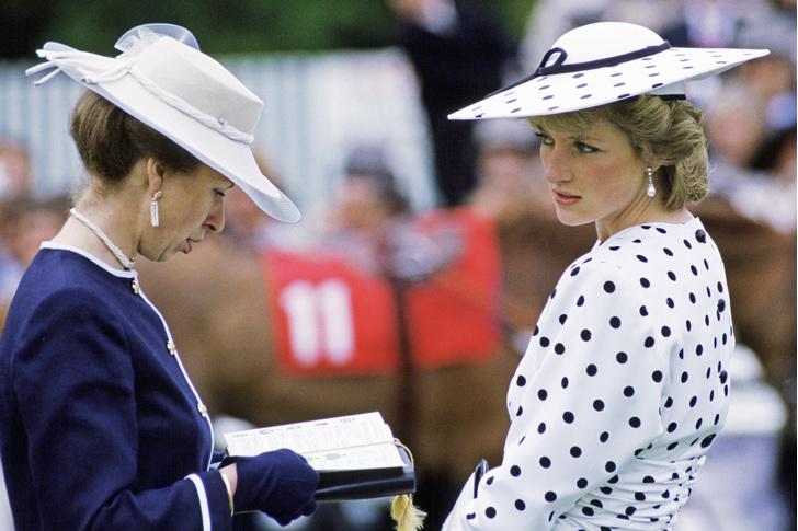 Фото №4 - «Плохие» невестки: из-за чего принцесса Анна невзлюбила Диану и Ферги