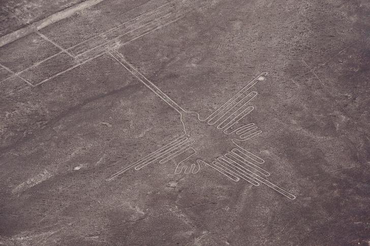 Фото №1 - В Перу обнаружены новые геоглифы