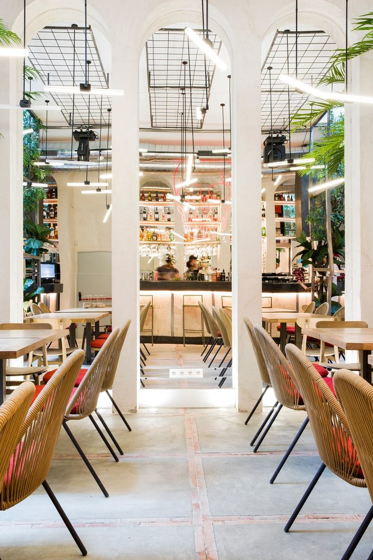 Фото №7 - Ресторан Alboroto в Мадриде