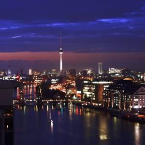 Фото №1 - Берлин при свете фонаря
