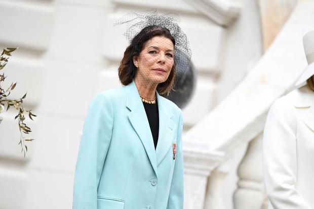 Принцесса Монако Каролина, 67 лет