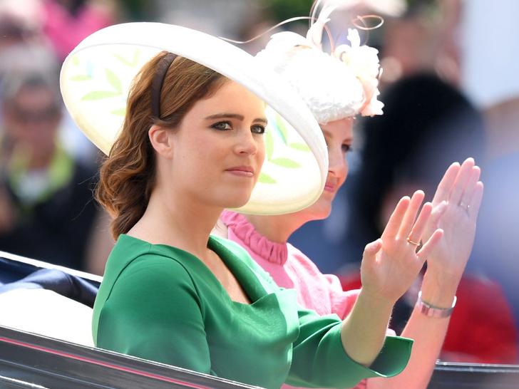 Фото №1 - Тяжкая ноша: почему принцесса Евгения не рада быть членом королевской семьи