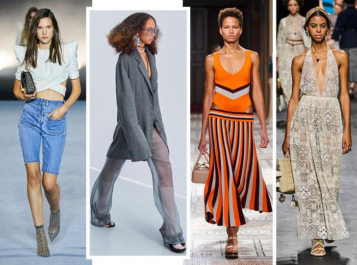 Фото №1 - Тренды весны и лета 2021 с Недели моды в Париже