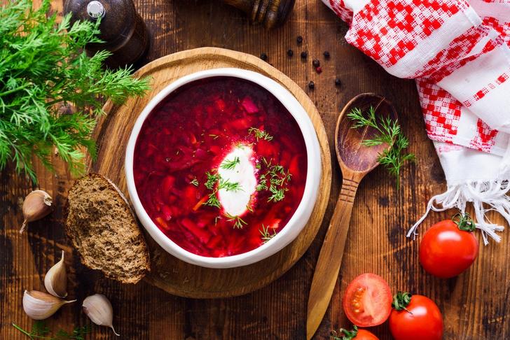 в чем польза русской кухни