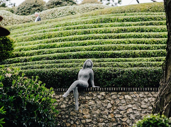 Фото №7 - Must see сезона: экспериментальные параметрические сады Этрета в Нормандии