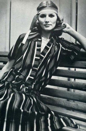 Фото №15 - Красные королевы: судьба самых ярких советских манекенщиц