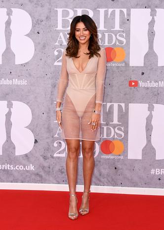 Фото №5 - 15 нелепых нарядов с красной дорожки BRIT Awards
