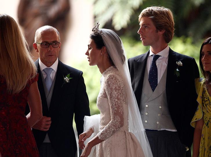 Фото №2 - Принц Кристиан Ганноверский сыграл повторную свадьбу (теперь с размахом)