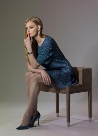 Фото №3 - Светлана Ходченкова в декабрьском номере журнала Marie Claire