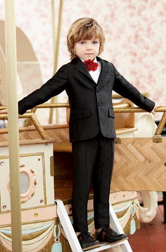 Фото №4 - Золотая карусель: лукбук осенне-зимней детской коллекции Gucci 2016/17