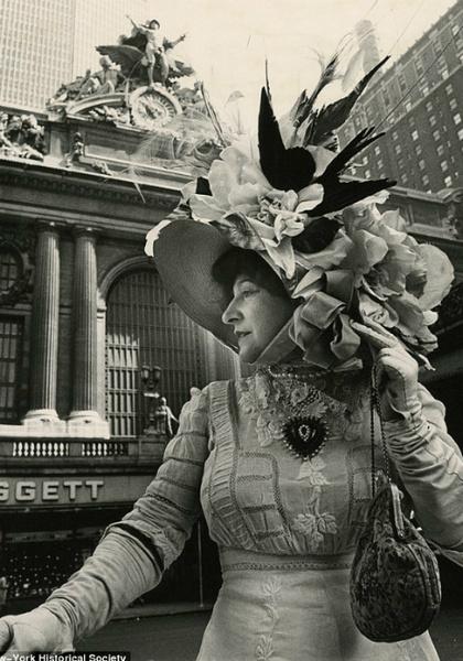 Фото №4 - Отец уличной моды: как Билл Каннингем изменил мир модной фотографии