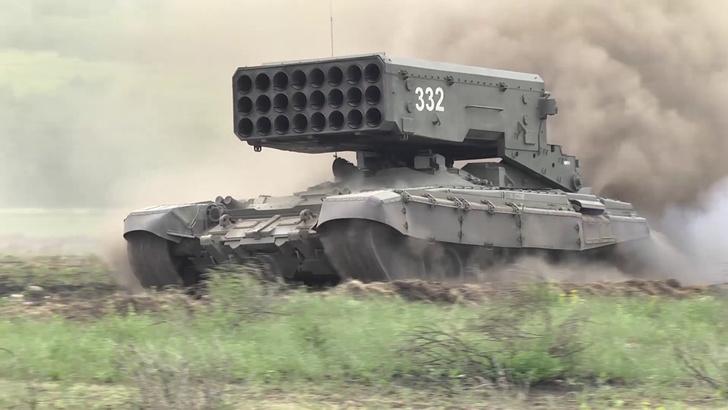Фото №7 - «Буратино», несущий смерть: Дурацкие названия серьезной военной техники