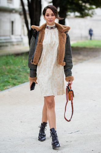 Фото №5 - Держим ноги в тепле: как подобрать обувь к верхней одежде
