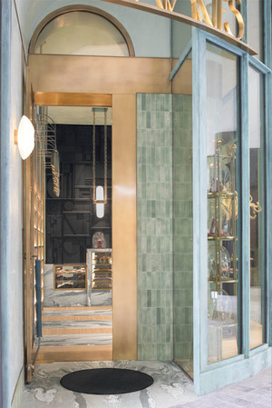 Фото №12 - Шоколадная фабрика: кондитерская Compartes по дизайну Келли Уэстлер