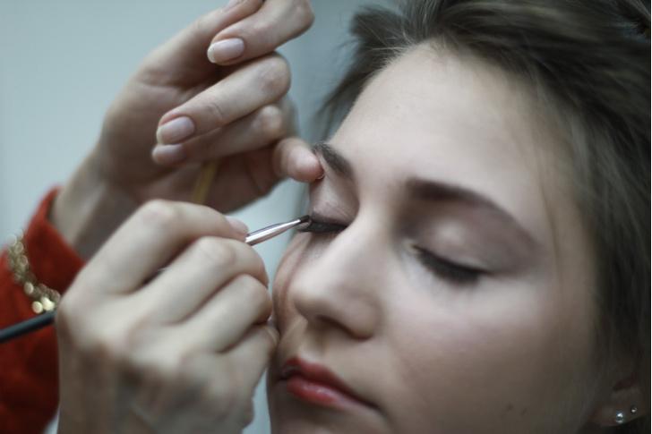 Фото №5 - Как сделать макияж в осенних тонах