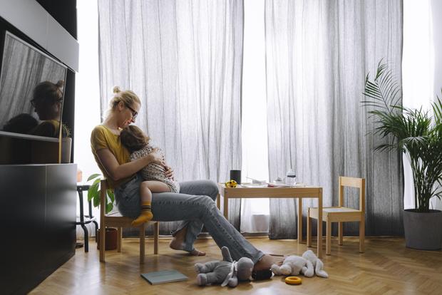 Фото №2 - Любовь спасет мир: метод детской психотерапии, доступный каждой маме