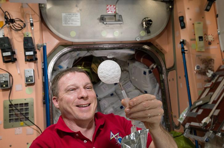 Фото №1 - Лекарства хранятся в космосе дольше, чем на Земле