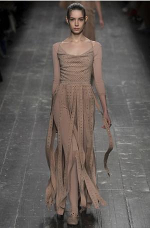 Фото №10 - Плиссе и круазе: как одежда балерин вновь вернулась в моду