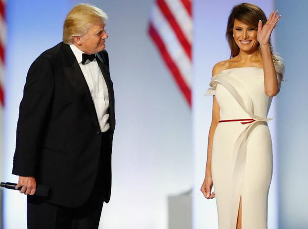 Фото №2 - Поворотный момент: как и почему Мелания Трамп изменилась за последний год