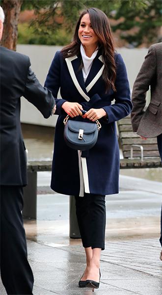 Фото №2 - Меган Маркл и принц Гарри приехали в Бирмингем
