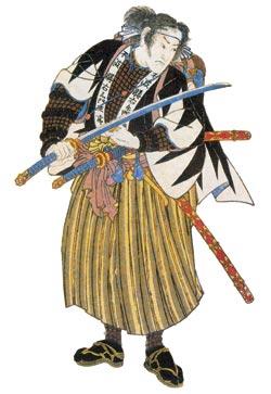 Фото №2 - Человек с двумя мечами