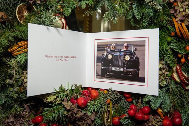 Фото №12 - Самые милые и долгожданные рождественские королевские открытки 2019
