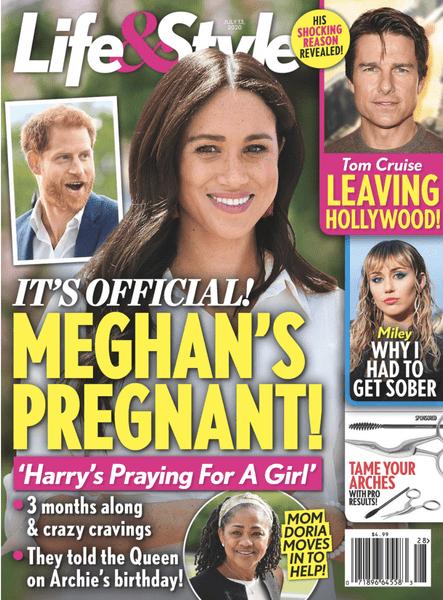 Фото №2 - СМИ: Меган Маркл ждет второго ребенка и уже сообщила об этом королеве