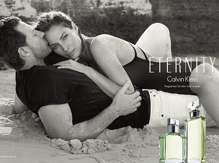 Фото №6 - Любовь и бизнес: культовые рекламные кампании с участием звездных пар