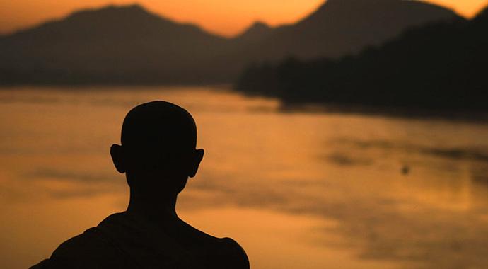 Лама Йонге Мингьюр Ринпоче: «Счастье живет в каждом из нас»