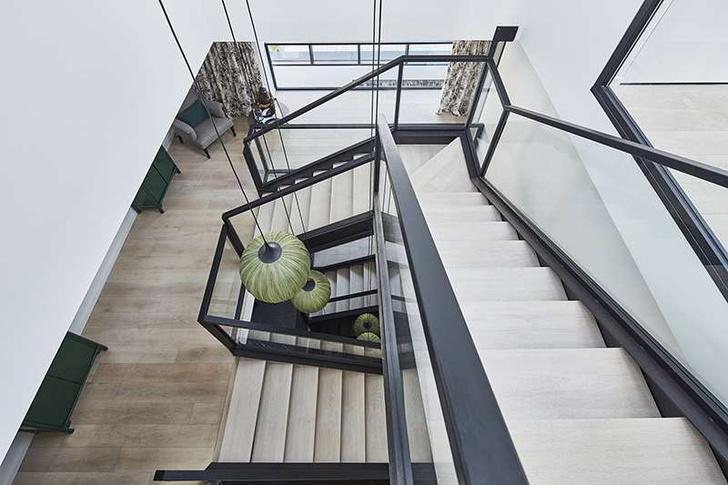 Фото №7 - Дом с оранжереей в Варшаве