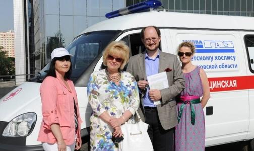 Фото №1 - Петербургский Детский хоспис откроет отделение в Московской области