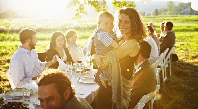 Для меня идеальная семья — это...